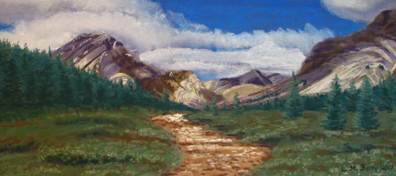 Drawn to the Mountains
