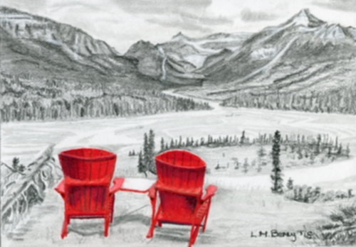 Red Chairs Howse River