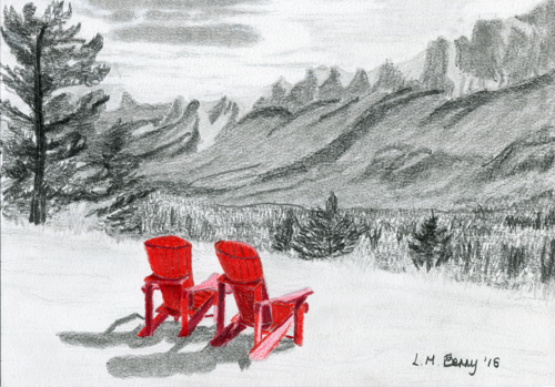 Red Chairs Legacy Trail
