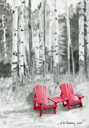 Red Chairs Muleshoe