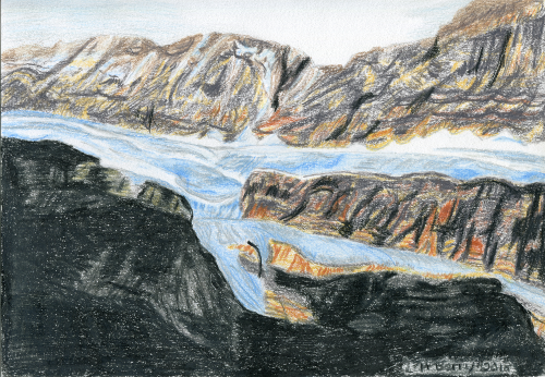 Crowfoot Glacier Trip 1