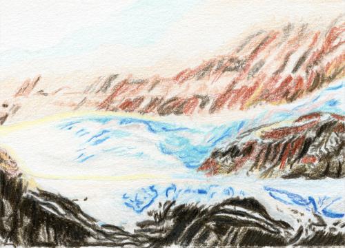 Crowfoot Glacier Trip 2