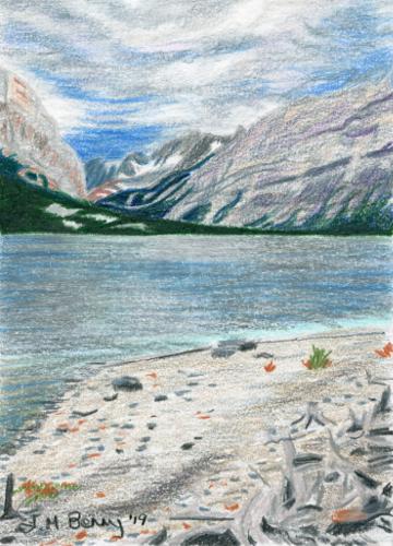 First Warning Kananaskis Lakes