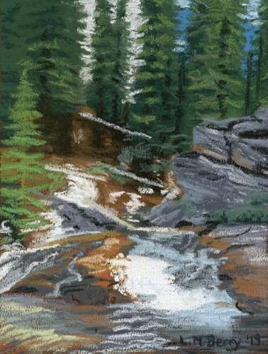 James Walker Creek