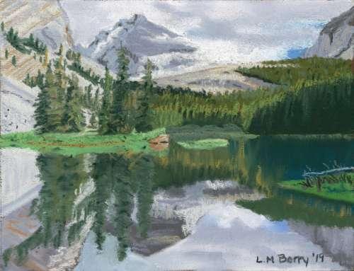 James Walker Lake