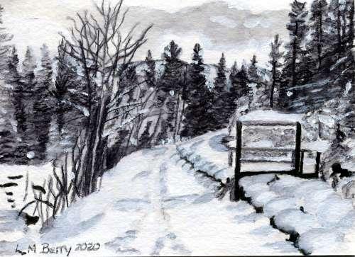 Kent Creek Sluiceway